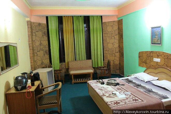 Комната в Гималаях