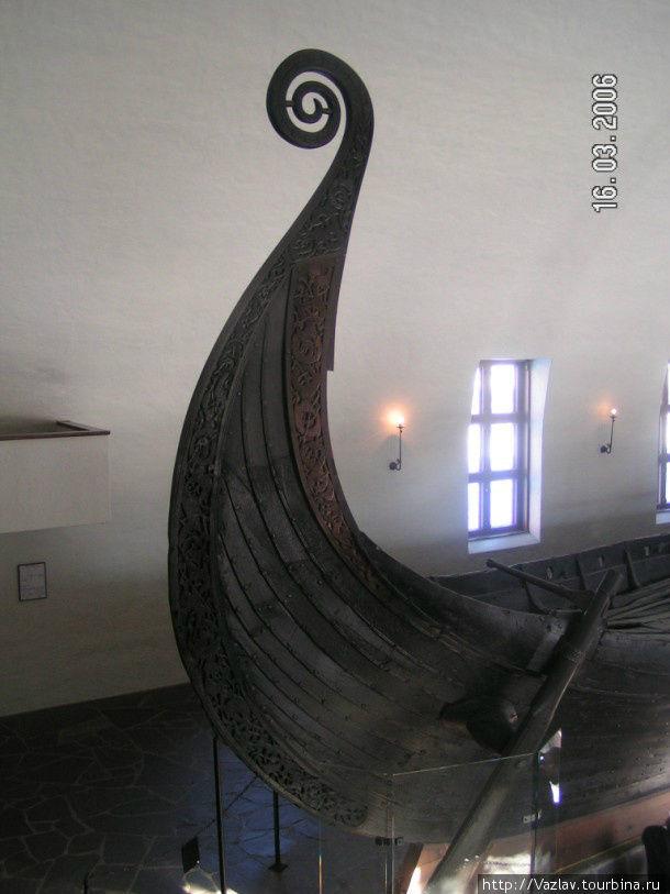 Нос корабля