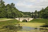 Дворцовый парк. Карпин мост и Карпин пруд