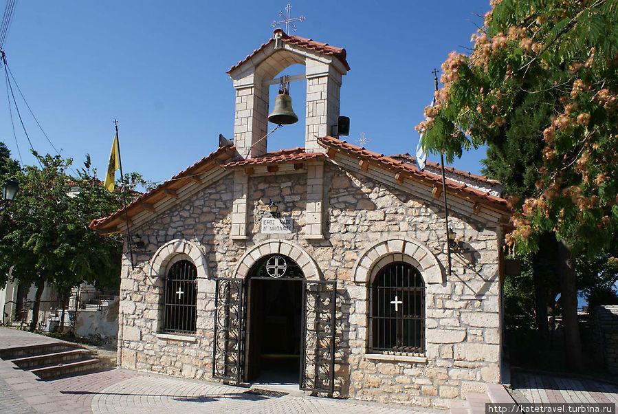 Церковь Святого Николая в Калифее