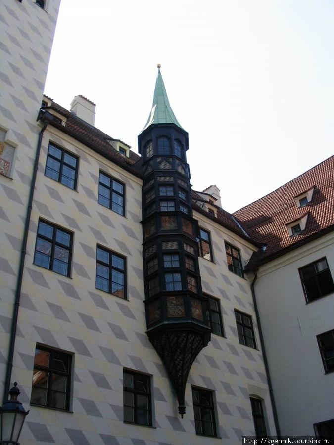 Обезьянья башня