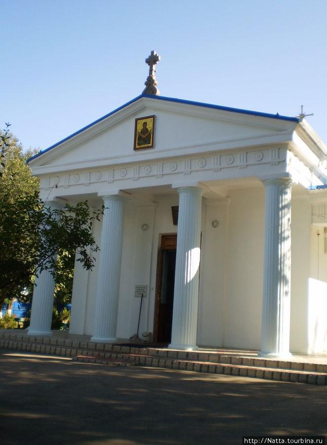 Храм Покрова Пресвятой Богородицы Тамань, Россия