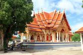 Ват Ко Лак в Прачуап Кхири Кхан