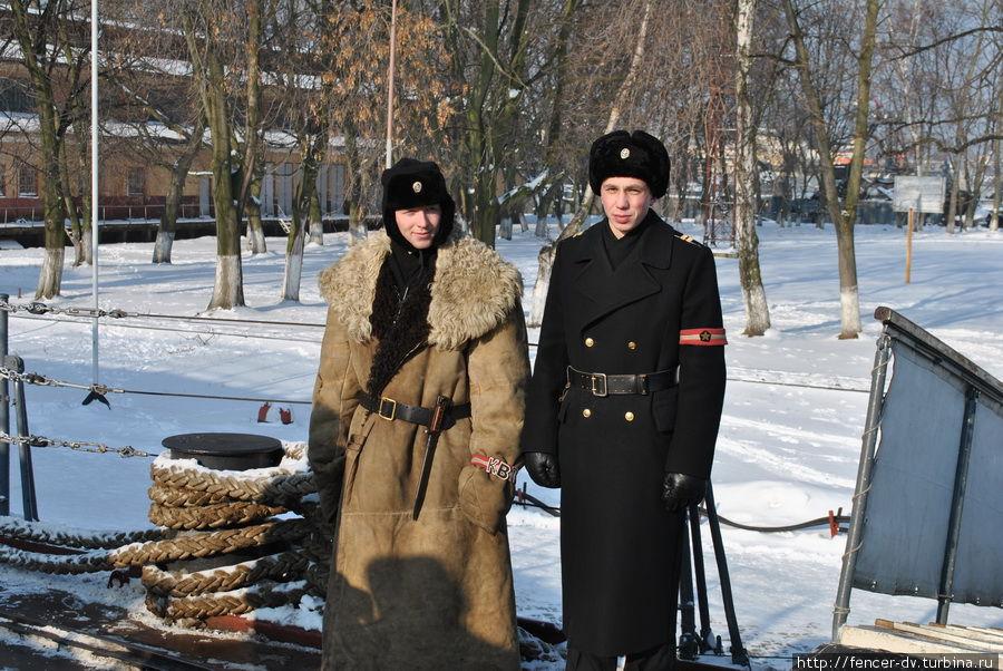 Подняться на боевой корабль Балтийск, Россия
