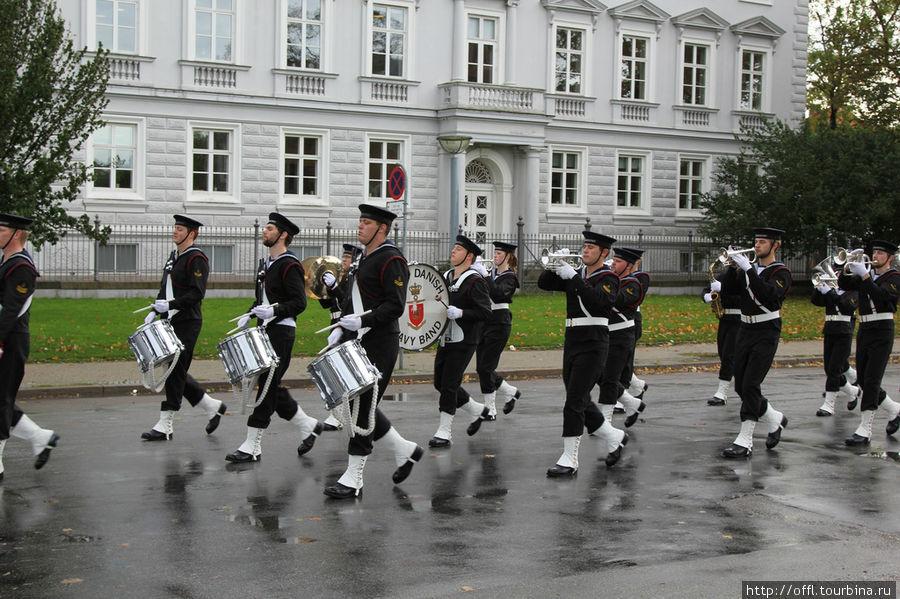 Датский Военно-Морской Оркестр