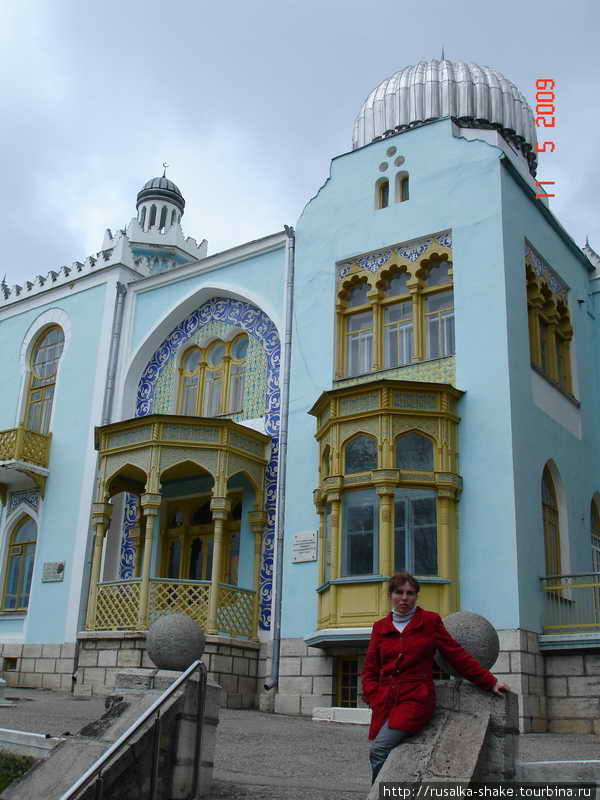 Дача Эмира Бухарского Железноводск, Россия