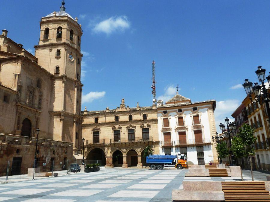 Plaza Mayor Lorca