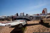 Холодная война закончилось и постоянная боеготовность для такого количества самолётов снова стала ненужной. Самолёты старели и ржавели. им не хватало