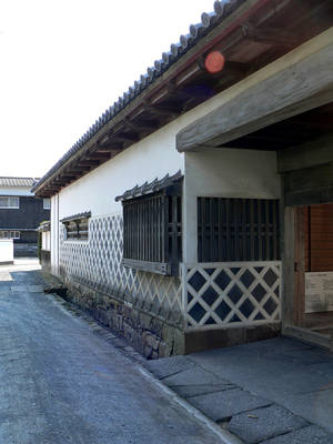 Самурайская резиденция