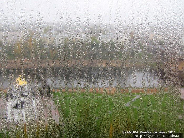 Дождь идет и идет... и, кажется, не будет ему конца... Через запотевшие оконные стекла 12-го этажа гостиницы не видно ничего... только размытые силуэты города... и дорожки от сорвавшихся отяжелевших оконных капель...