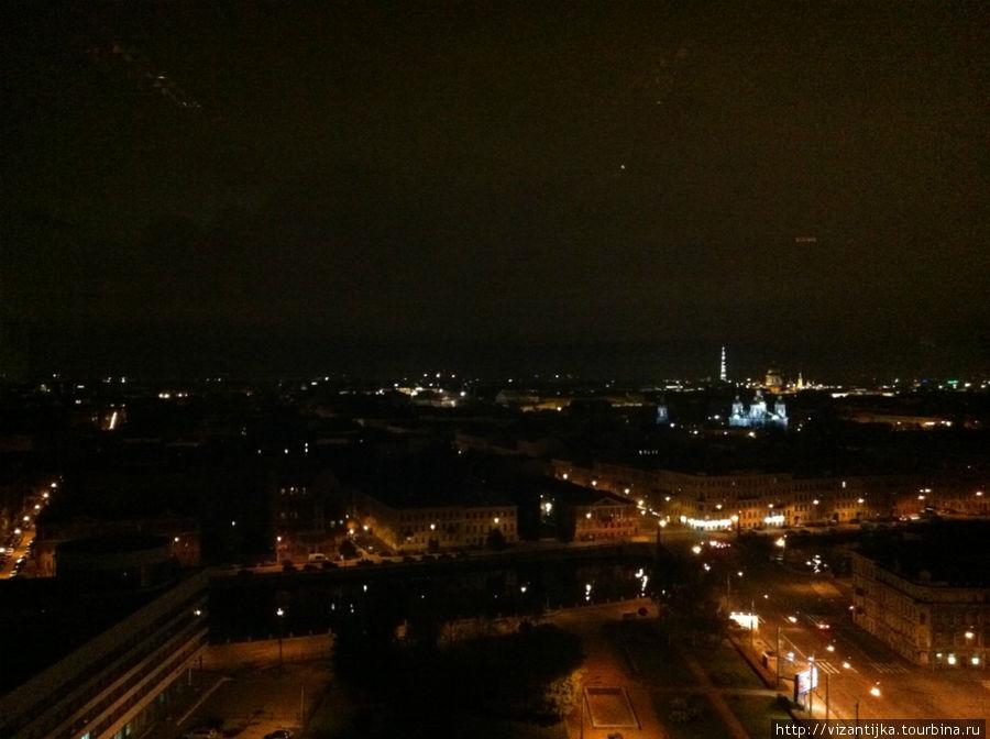 Ночной город красив!