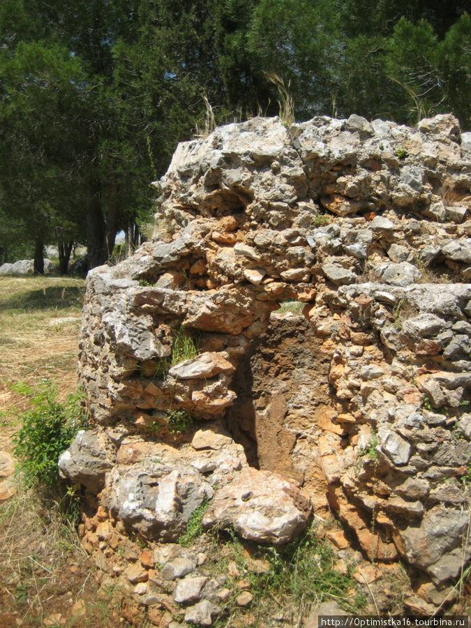 Крепость Алании Алания, Турция