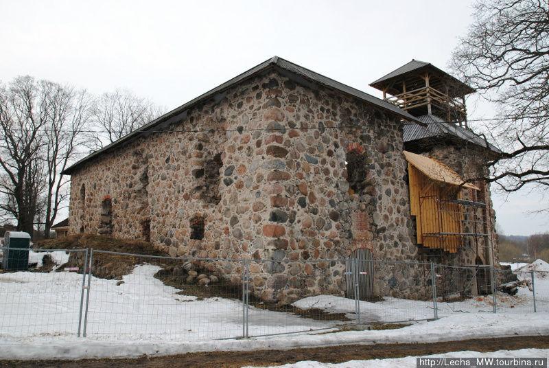 Замок Лимбажи