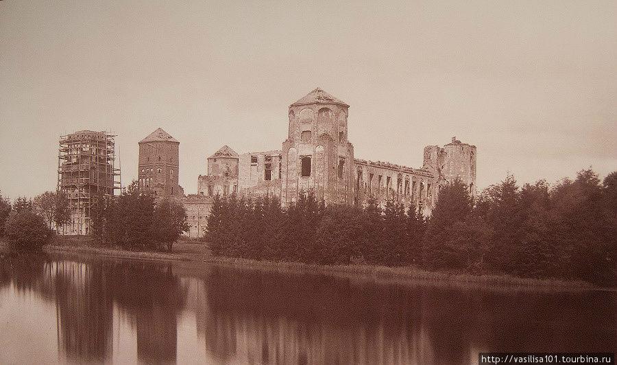 Старые фото замка
