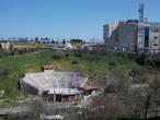 Странный амфитеатр в городе Шиле