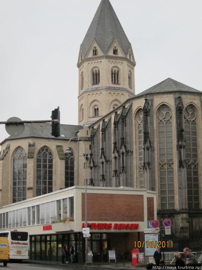 церковь св. Павла (Пауля)