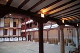 Уникальный открытый театр. Корраль-де-Комедьяс в Альмагро.Испания