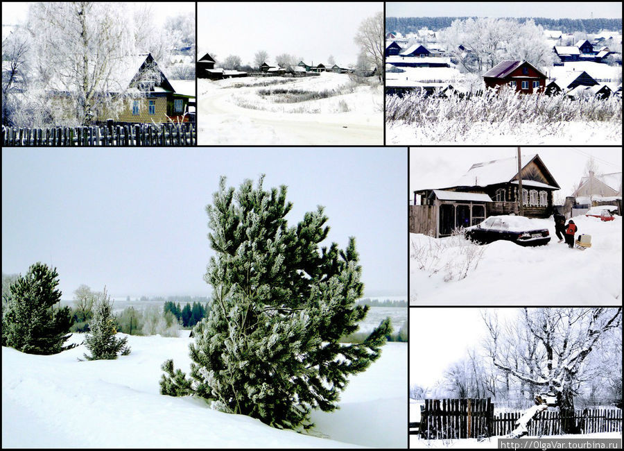 Деревня Лудорвай