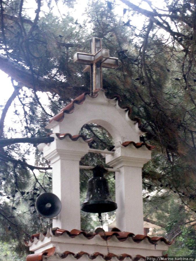 Монастырь Святого Георгия на о. Крит Херсониссос, Греция