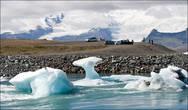 Возраст льда превышает тысячу лет.