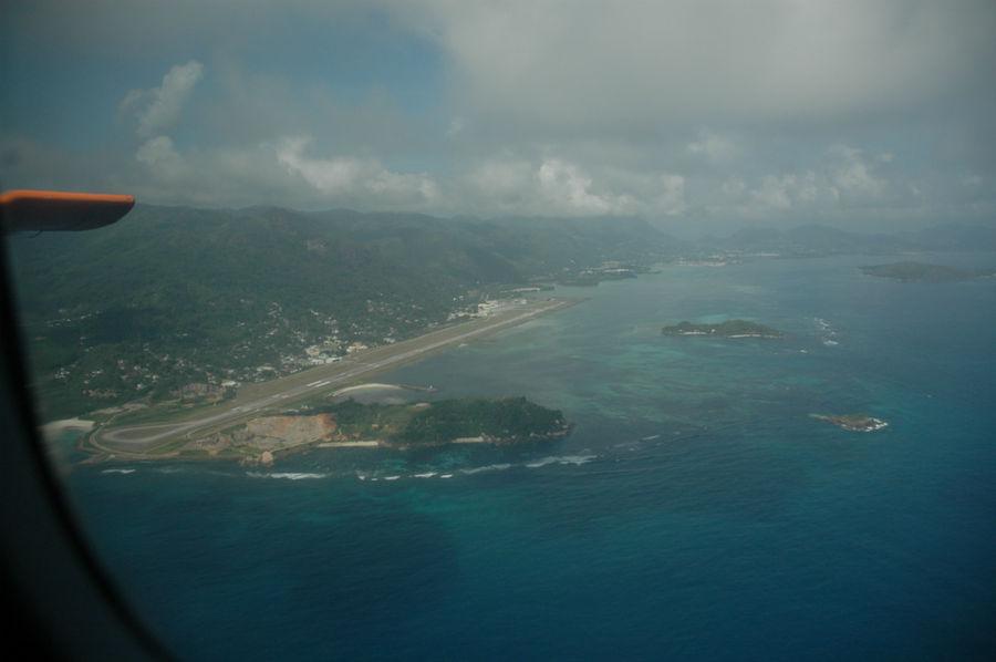 Аэропорт острова Маэ