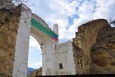 Ворота Шамиля изнутри