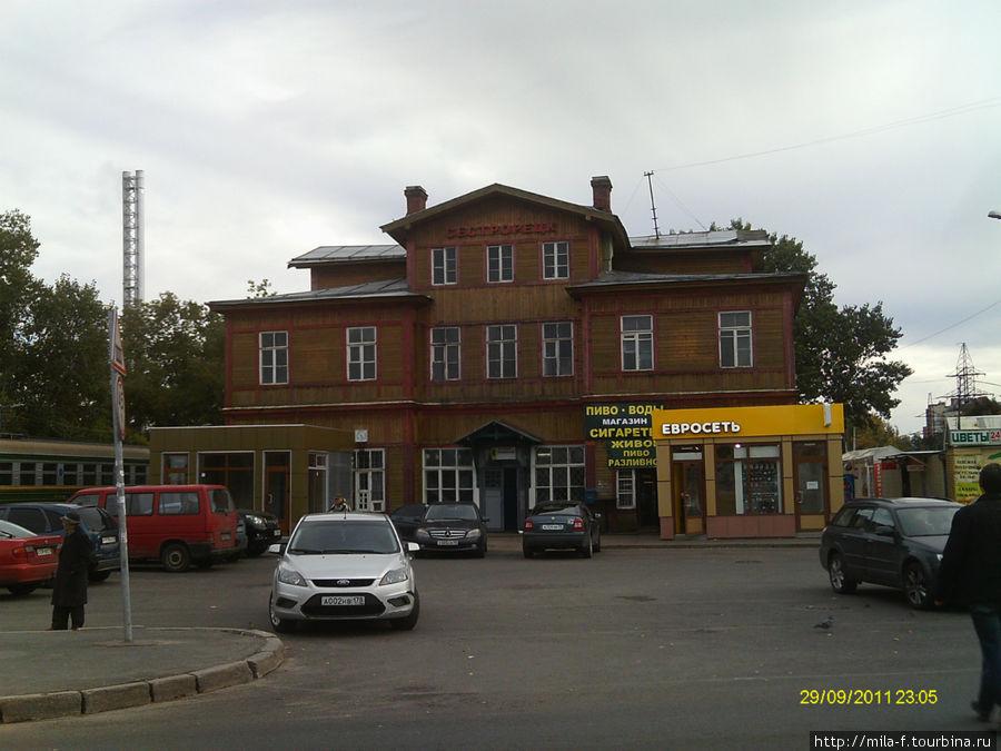 Сестрорецкий вокзал