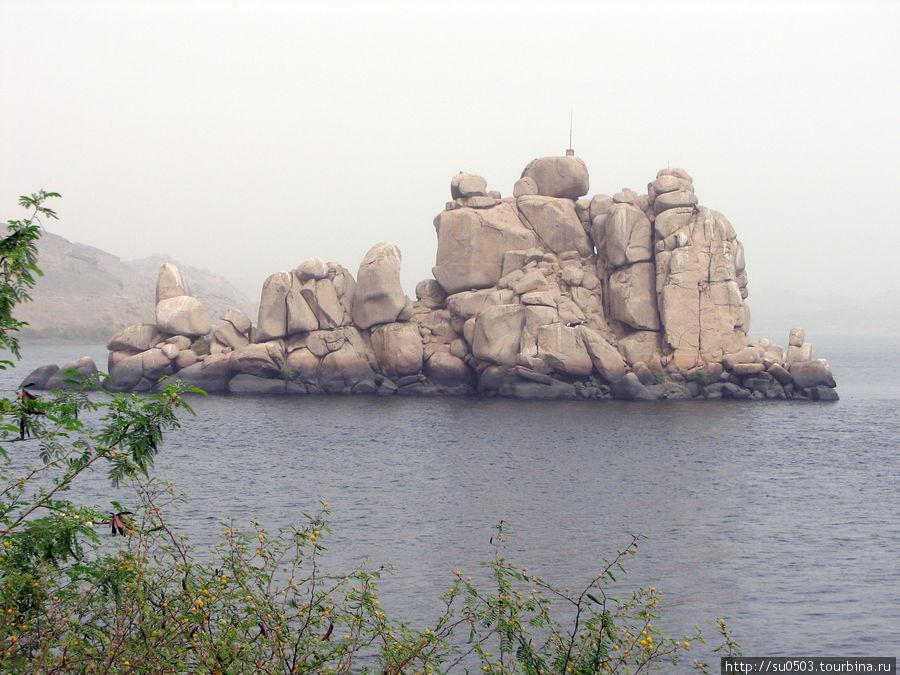 Необычные острова возле х