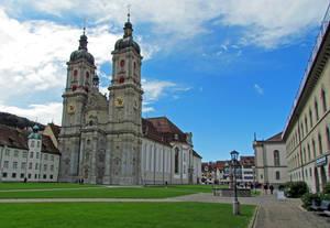 Кафедральный собор Галльского аббатства