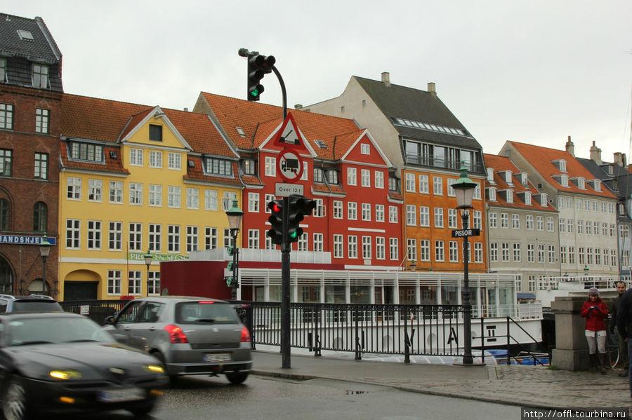 Домики в Nuhavn