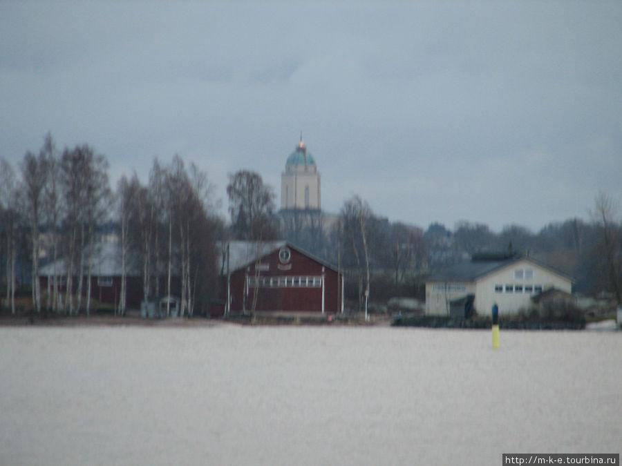 Острова по пути в Свеаборг