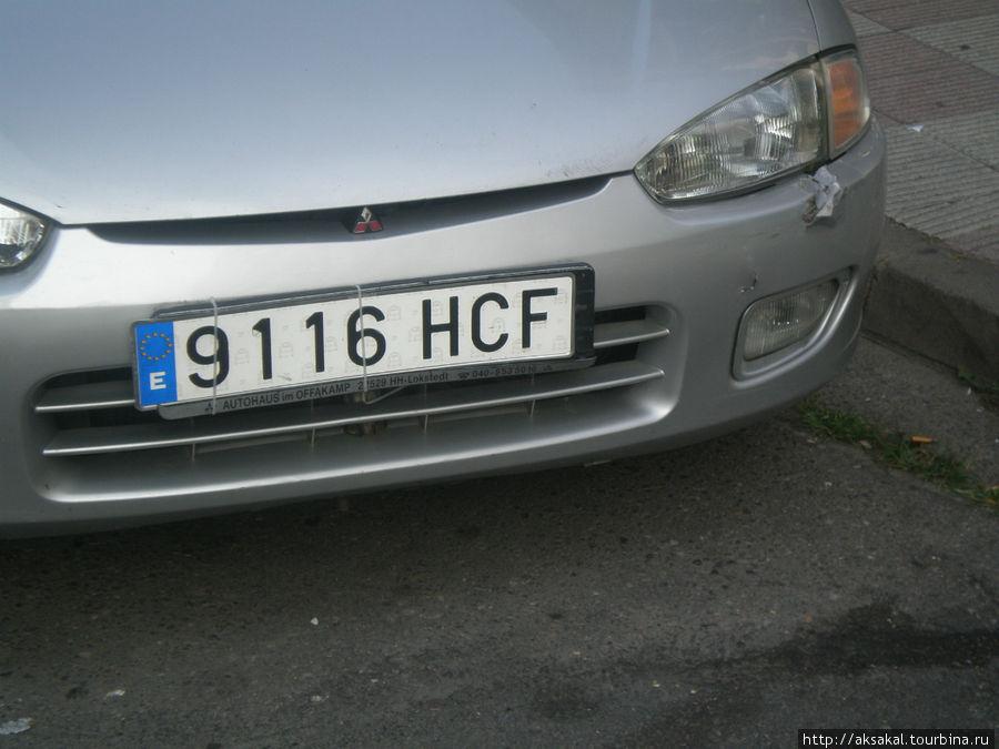 Везде фотографирую знаки машин. Ну, бзик такой! Прошу прощения, если кому не интересно.