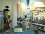 В Буйском краеведческом музее. Буй — крупный железнодорожный узел