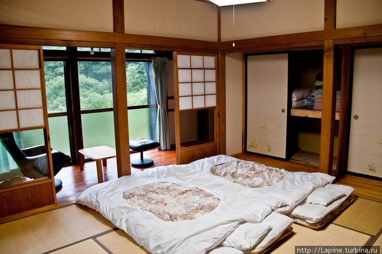 Жилая комната в одну стор