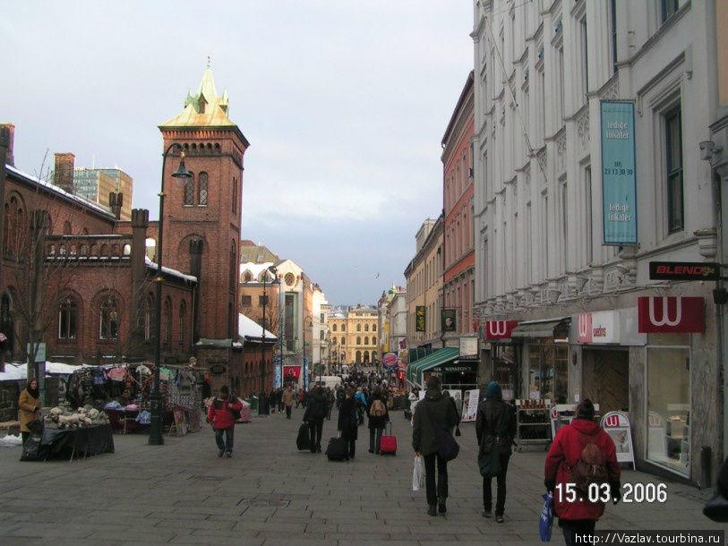 Прогулка по улице