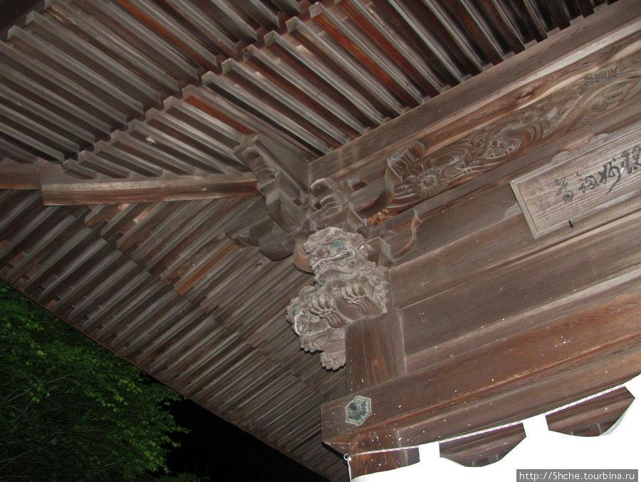 Элементы резьбы по дереву, храм то 19 века