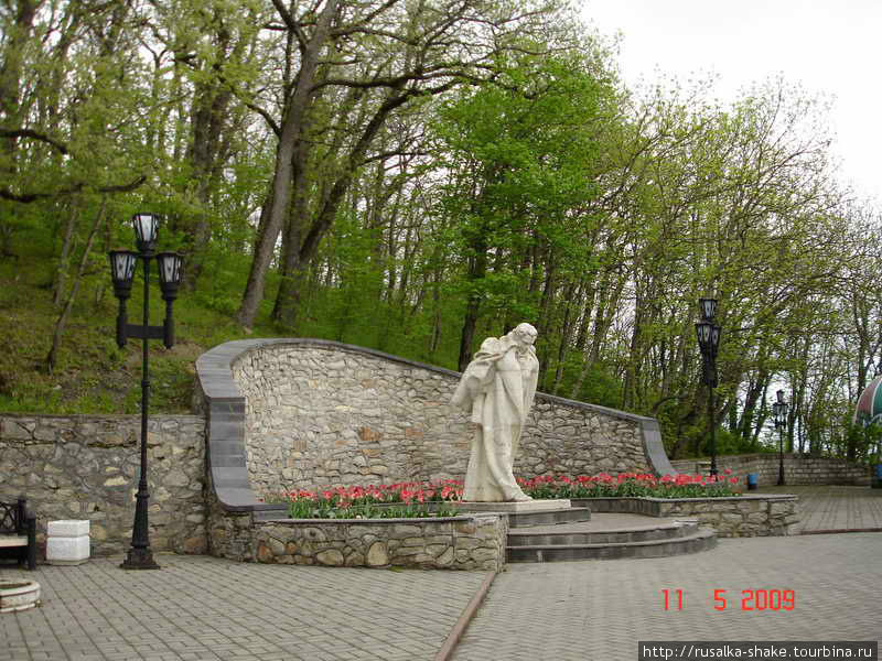 Лечебный парк Железноводска Железноводск, Россия