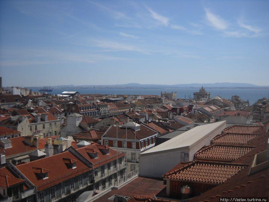 Панорама Лиссабона