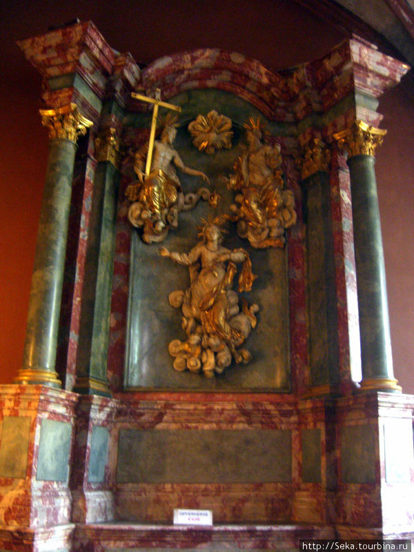 Maria-Himmelfahrt-Altar
