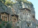 гробницы в скалах3