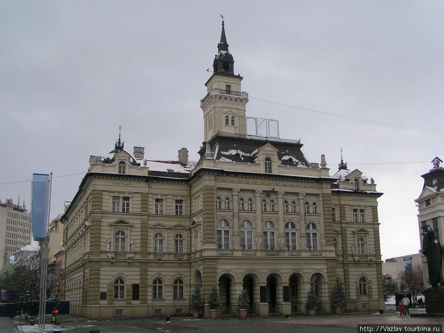 Ратуша Нови-Сада
