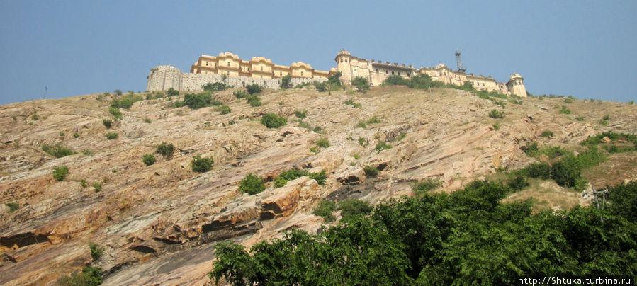 Джайпур, перед восхождением