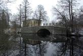 Сумский водоспуск. Построен в 1793 году.