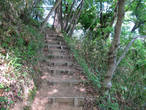 Идём на гору пешком..