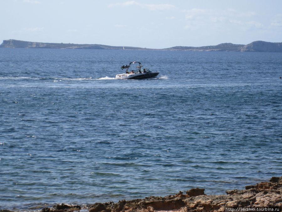 Вид с берега