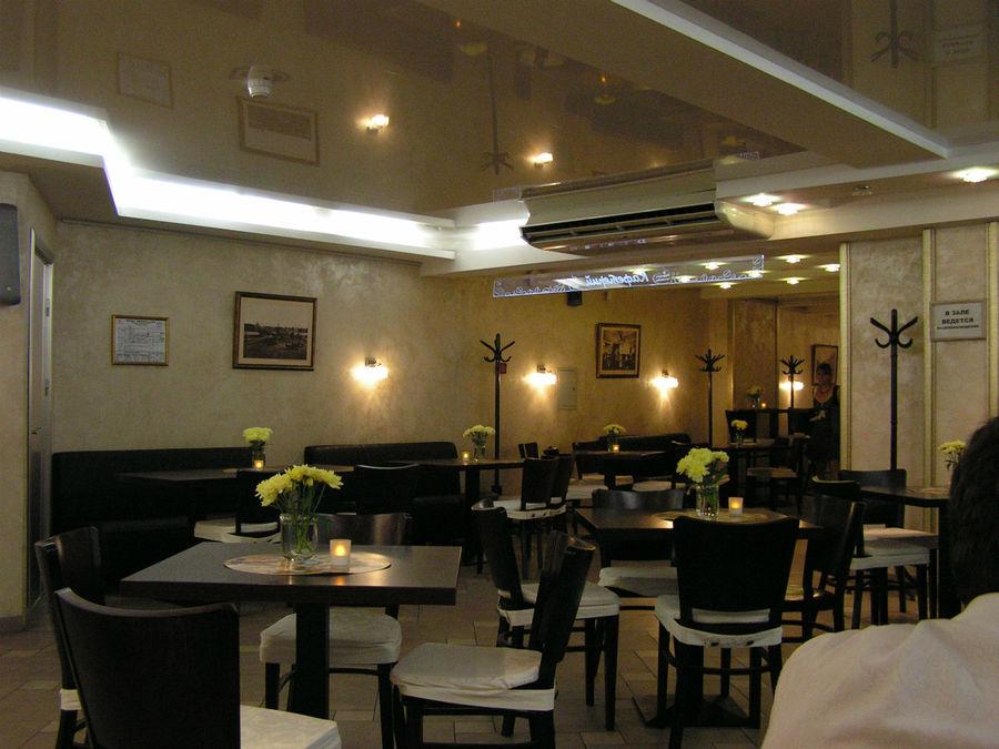 Июль 2011г. Кафе-кондитерская