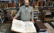 Зам директора библиотеки рассказывает о жизненном подвиге аятоллы Мараши Наджафи и его коллекции.