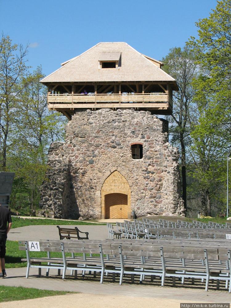 Северная башня