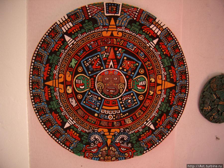 Археологическая зона Чичен Ица или где живёт птица Кецаль Чичен-Ица город майя, Мексика