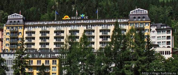 отель Беллевю